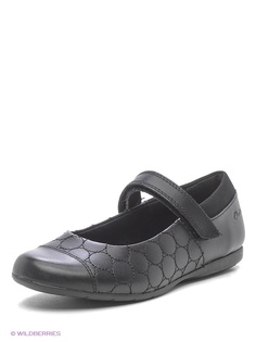 Для девочек туфли Clarks