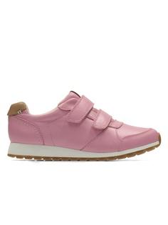 Для девочек кроссовки и кеды Clarks
