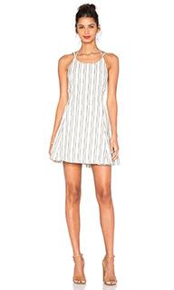Мини платье stripe - J.O.A.