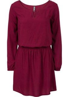 Обязательный элемент гардероба: платье (бордовый) Bonprix