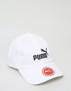 Белая кепка Puma ESS 5291910 - Белый