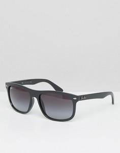 Солнцезащитные очки-вайфареры Ray-Ban 0RB4226 - Черный