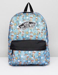 Рюкзак с принтом Toy Story Vans - Синий