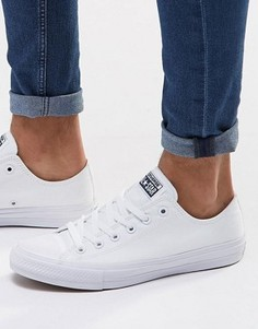 Белые кеды Converse Chuck Taylor All Star II 150154C - Белый