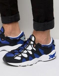 Синие кроссовки Asics Gel-Mai H703N 4590 - Синий