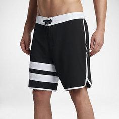 Мужские бордшорты Hurley Phantom Block Party 2.0 45,5 см Nike
