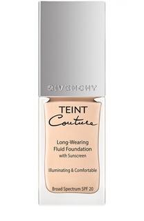 Тональное средство Teint Couture Fluid №4 Elegant Beige Givenchy