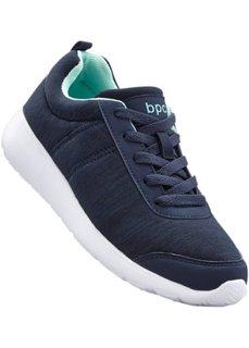 Сникерсы (темно-синий/нежно-мятный) Bonprix
