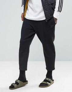 Черные укороченные джоггеры с декоративными швами adidas Originals Paris Pack BK0550 - Черный