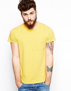 Футболка Levis Vintage - Желтый