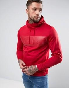 Худи без застежки с большим логотипом Nike Jordan 831342-687 - Красный