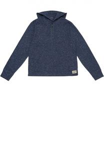Хлопковая толстовка с капюшоном Polo Ralph Lauren