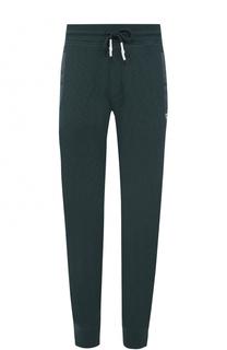 Хлопковые джоггеры с карманами Armani Jeans