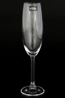 Фужеры для шампанского 220 мл Crystalite Bohemia