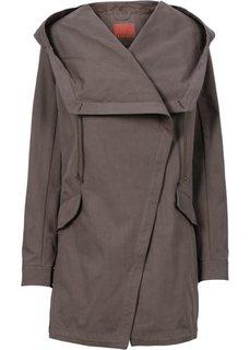Куртка-парка (оливково-коричневый) Bonprix