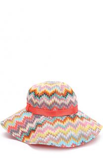 Пляжная шляпа с лентой Missoni