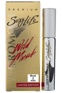 "Духи ""Wild Musk"" № 2 SEXY LIFE"
