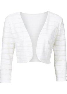 Болеро (цвет белой шерсти) Bonprix