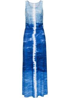 Платье (зеленый «батик») Bonprix