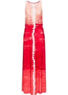 Платье (ярко-розовый «батик») Bonprix
