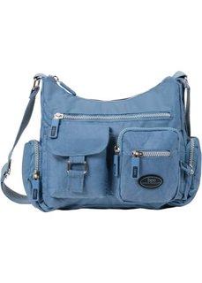 Сумка Кэжуал (синий джинсовый) Bonprix
