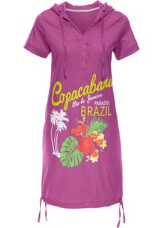 Пляжное платье (фиолетовый) Bonprix