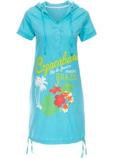 Пляжное платье (нежно-бирюзовый) Bonprix