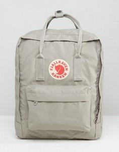 Серый рюкзак Fjallraven Kanken 16L - Серый