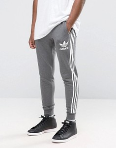 Джоггеры adidas Originals AY7782 - Серый