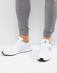 Белые сетчатые кроссовки New Balance 420 MRL420WB - Белый
