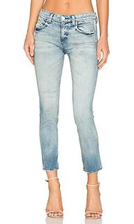 Укороченные джинсы kate - AMO