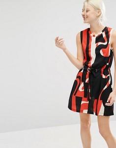 Платье с принтом Cheap Monday - Мульти
