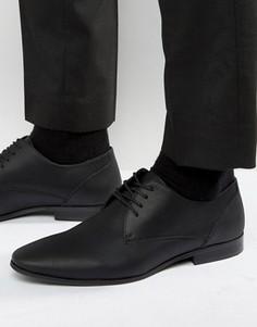 Туфли дерби ALDO Aswine - Черный
