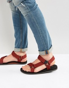 Парусиновые сандалии с ремешком Call It Spring Asoedien - Красный