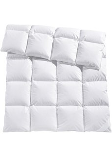 Пуховое одеяло Базовое (белый) Bonprix
