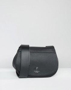 Седловидная сумка с пряжкой Fiorelli Georgia - Черный