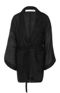 Жакет-кимоно с поясом Isabel Benenato