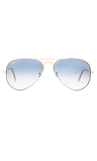 Large metal aviator - Ray-Ban