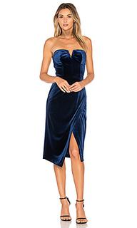 Платье velvet allure - Yumi Kim