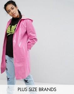 Дождевик Daisy Street Plus - Розовый