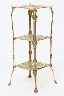 Столик, 3 столешницы Stilars
