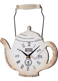 Настенные часы Венеция (песочный) Bonprix
