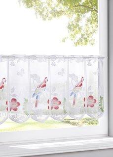 Кухонная гардина Попугай (белый/различные расцветки) Bonprix