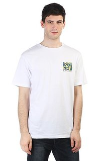 Футболка Rip Curl Live Your Search Tee Optical White