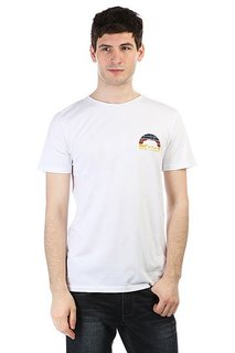Футболка Rip Curl Cali Bear Tee Optical White