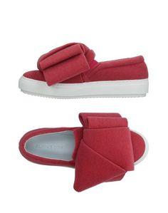 Низкие кеды и кроссовки Olivias BOW