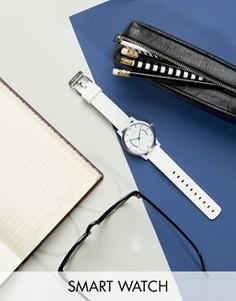 Белые смарт-часы Garmin Vivomove Sport - Белый
