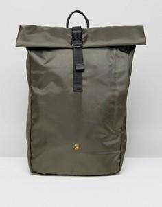 Рюкзак с клапаном Farah Millen - Зеленый