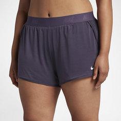 Женские шорты для тренинга Nike Dry (большие размеры)