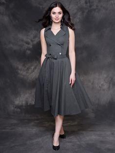 Женские платья двубортные – купить платье в интернет-магазине   Snik ... b37b97a41a7